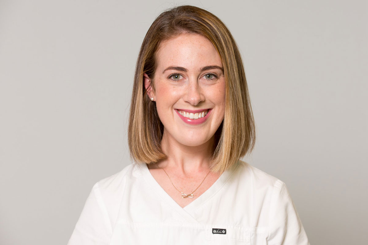 Nurse Eleanor Hayes