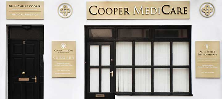 Cooper MediCare Tralee Surgery Outside